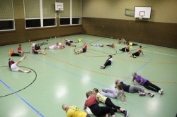 Schigymnastik 2012